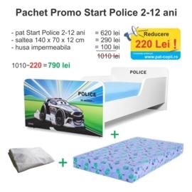 Pachet Promo Start Police 2-12 ani