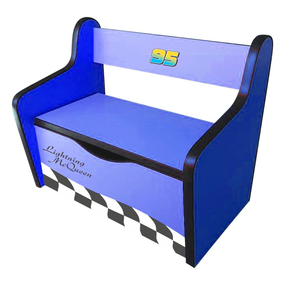 Bancuta Fulger 3D Blue