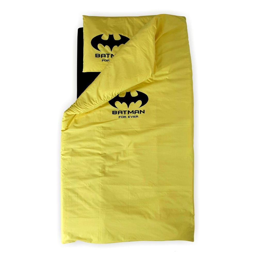 Lenjerie pat copii Batman 2-16 ani
