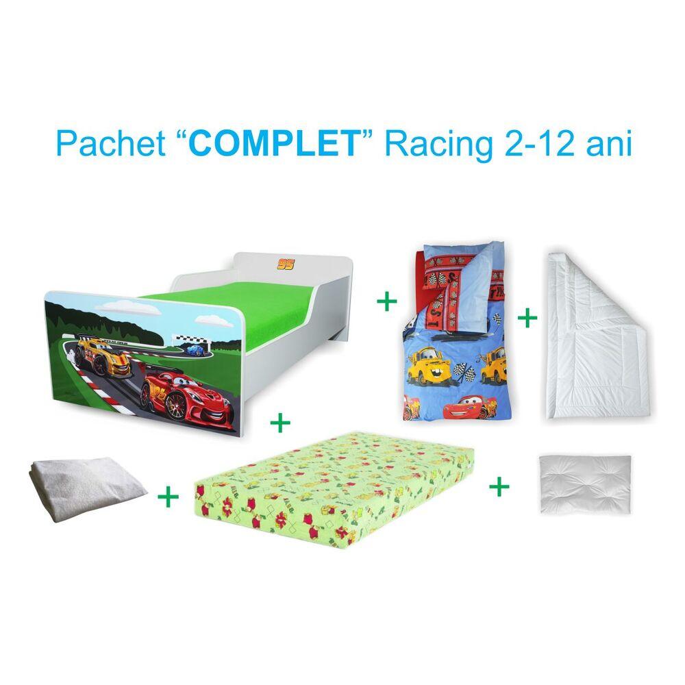 Pachet Promo Complet Start Racing 2-12 ani