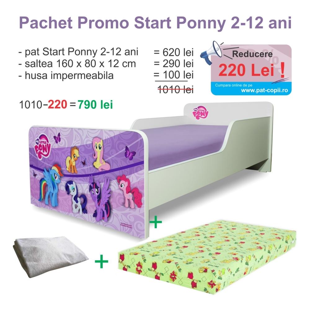 Pachet Promo Start Pony 2-12 ani