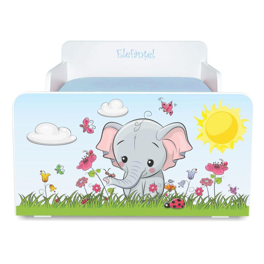 Pat copii Elefantel 2-8 ani