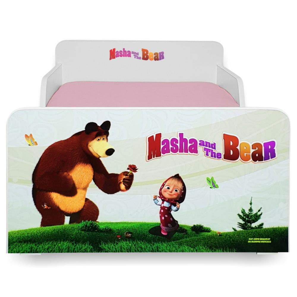 Pat copii Start Masha 2-8 ani