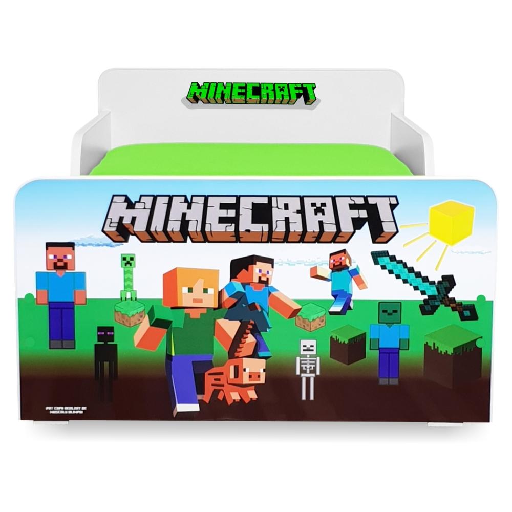 Pat copii Start Minecraft 2-12 ani
