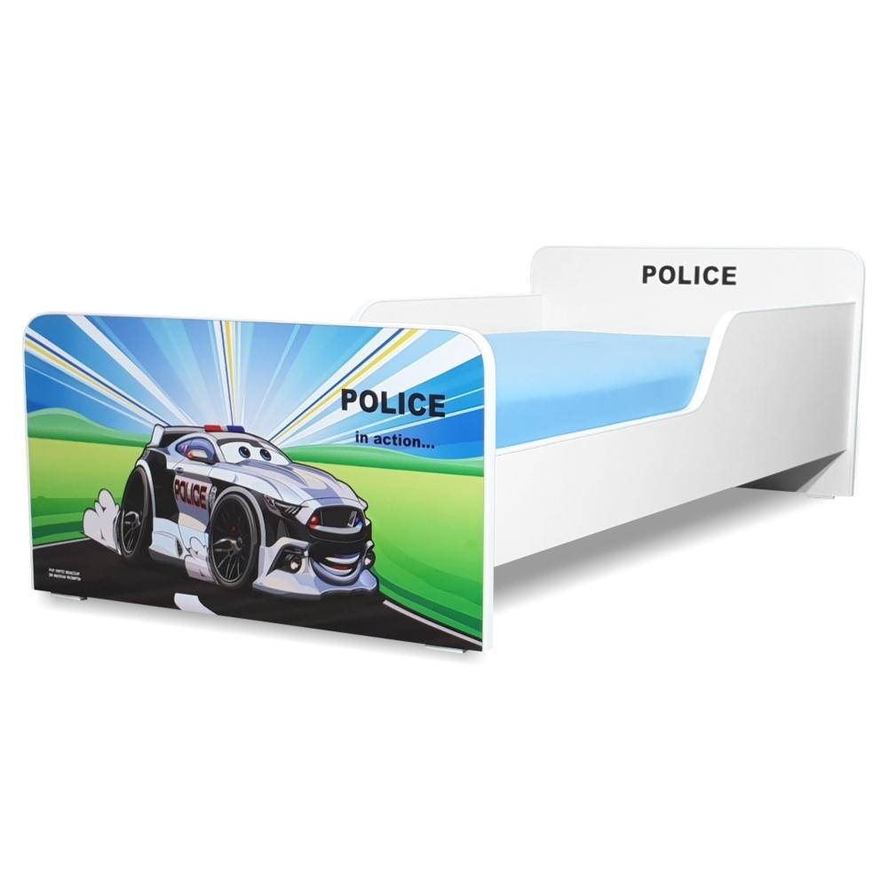 Pat copii Start Police 2-8 ani