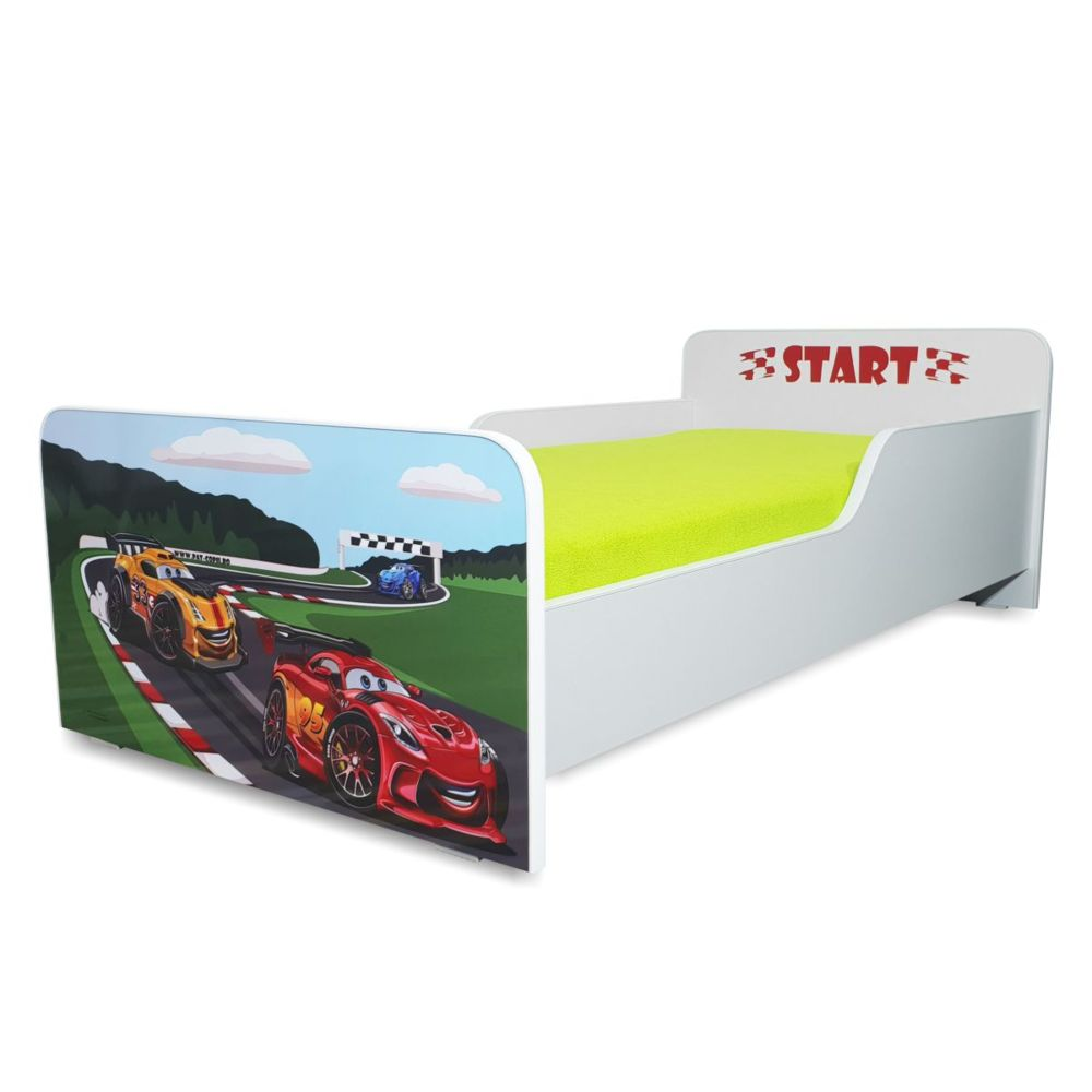 Pat copii Start Racing 2-8 ani