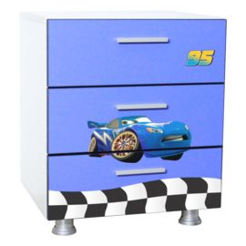 Comoda Fulger Speed Blue