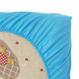 Lenjerie pat copii 3 piese - Mickey 2-12 ani