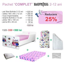 Pachet Promo Complet Start Bufnite 2-12 ani