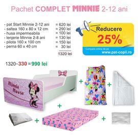 Pachet Promo Complet Start Minnie 2-12 ani