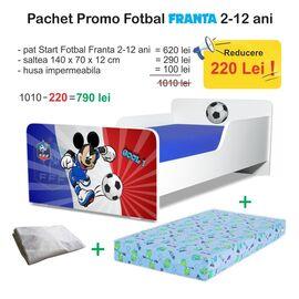 Pachet Promo Start Fotbal Franta 2-12 ani