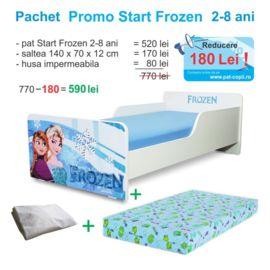 Pachet Promo Start Frozen 2-8 ani