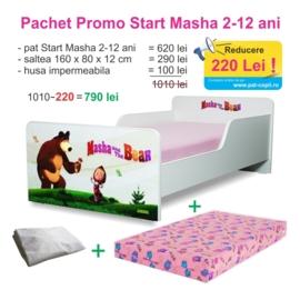 Pachet Promo Start Masha 2-12 ani