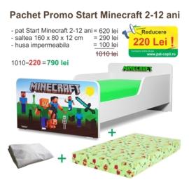 Pachet Promo Start Minecraft 2-12 ani