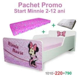 Pachet Promo Start Minnie 2-12 ani