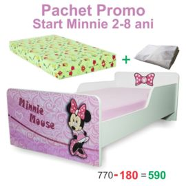 Pachet Promo Start Minnie 2-8 ani
