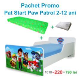 Pachet Promo Start Paw Patrol 2-12 ani
