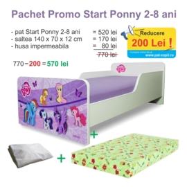 Pachet Promo Start Ponny 2-8 ani