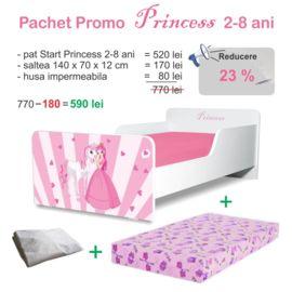 Pachet Promo Start Princess 2-8 ani