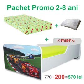 Pachet Promo Start Racing 2-8 ani