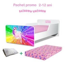 Pachet Promo Start Rainbow Unicorn 2-12 ani