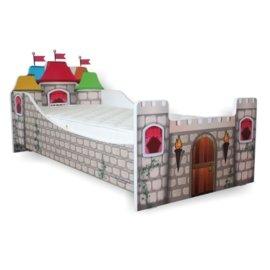 Pat copii Castel dublu