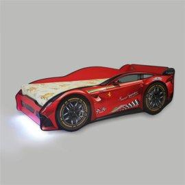 Pat copii Ferrari Tech 2-8 ani - lumini