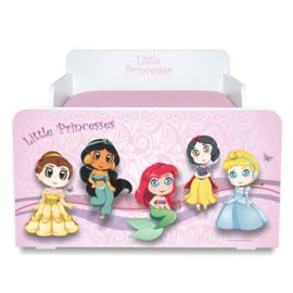 Pat copii Little Princesses 2-12 ani