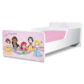 Pat copii Little Princesses 2-8 ani