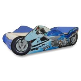 Pat copii Moto Blue dublu