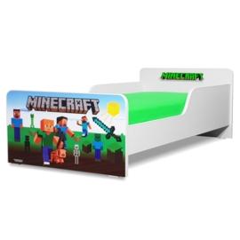 Pat copii Start Minecraft 2-8 ani