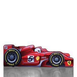 Pat copii Formula 1 dublu
