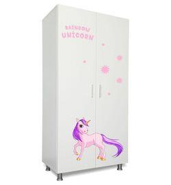 Sifonier copii Start Rainbow Unicorn
