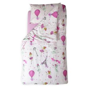 Lenjerie pat copii Balerina 2-12 ani